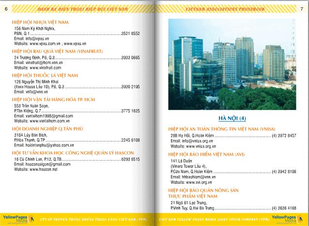 Danh sách các hiệp hội ở Việt Nam 3