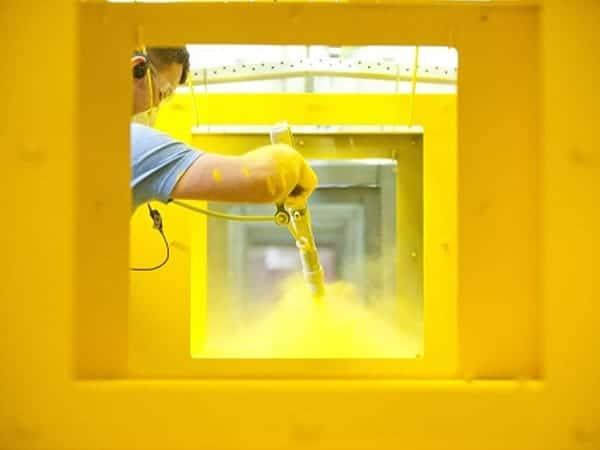 Sơn Tĩnh Điện - Top Công ty dịch vụ cung cấp sơn kim loại