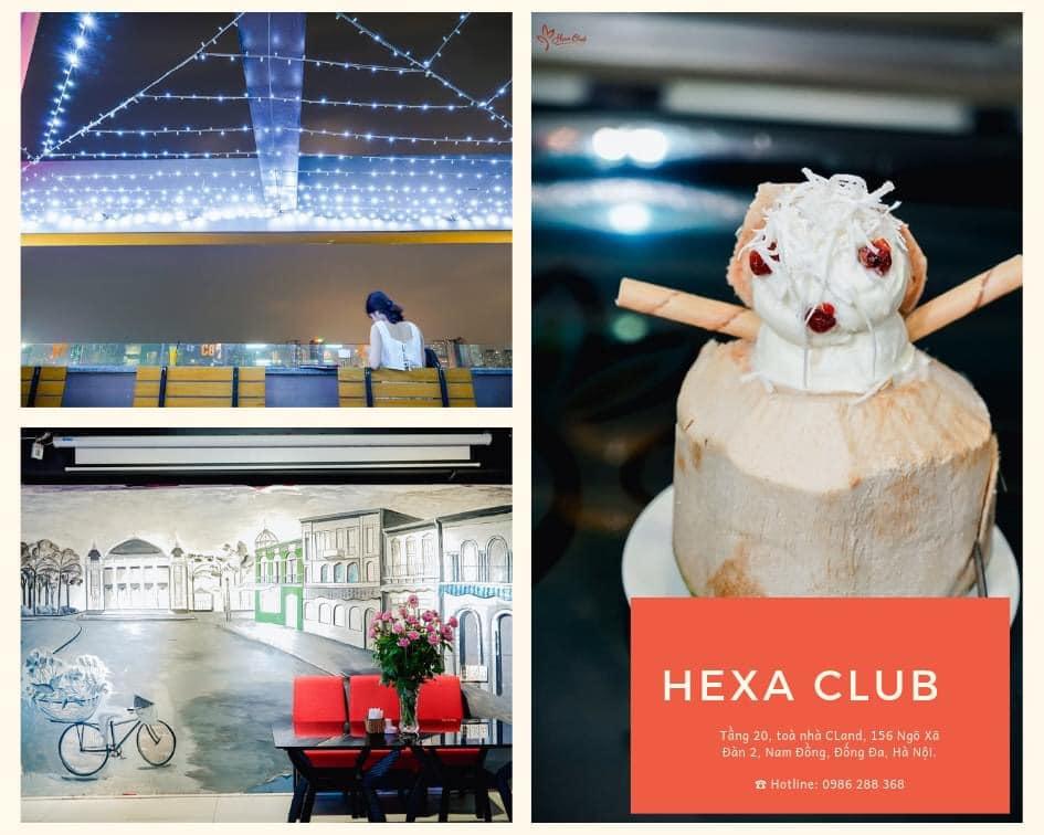 Quán Hexa Club