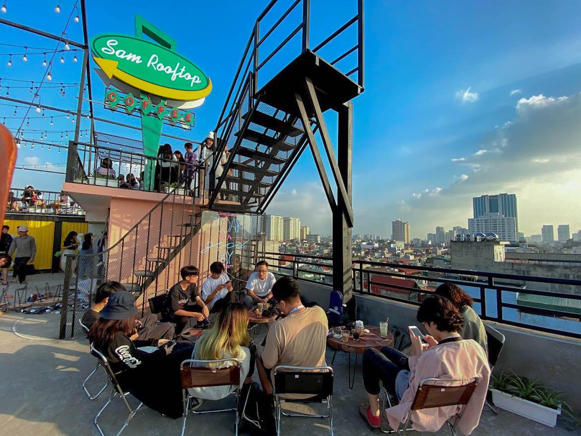 Sam Rooftop Coffee