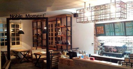 Café Noble Moment