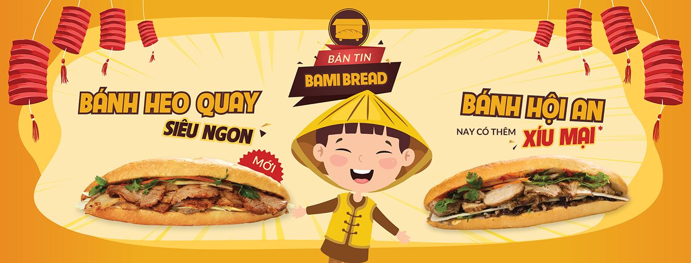 Bami Bread – Bánh mì Hội An