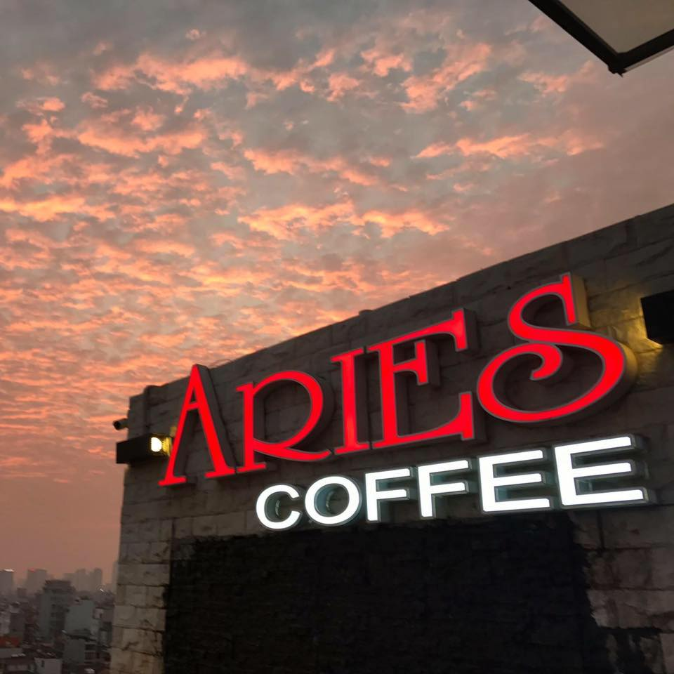 ARIES CAFE