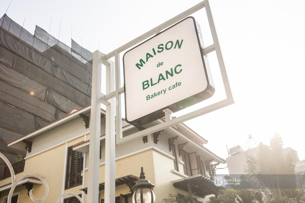 Maison De Blanc – C'est Bon Cafe