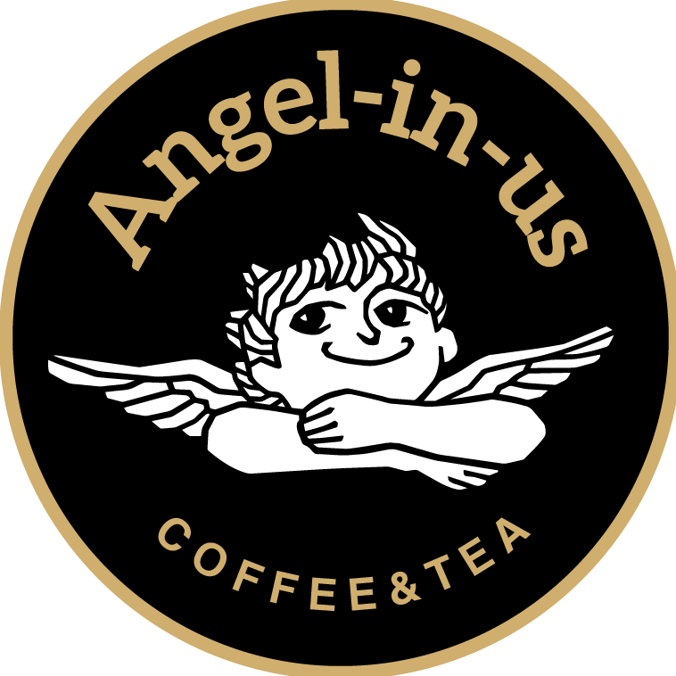 Angel In US cafe