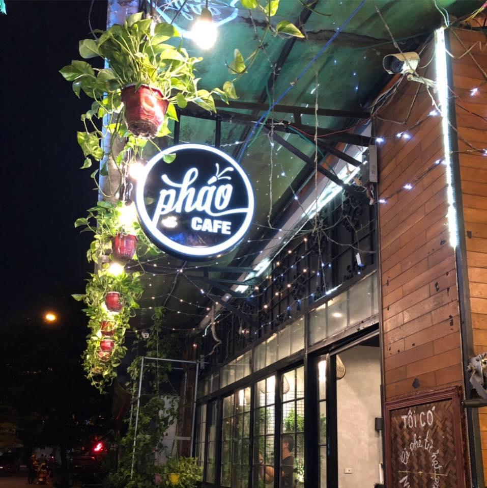 Pháo Cafe