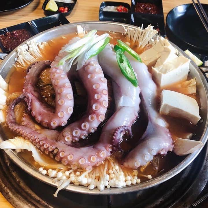 Hancook Restaurant – Ẩm Thực Hàn Quốc