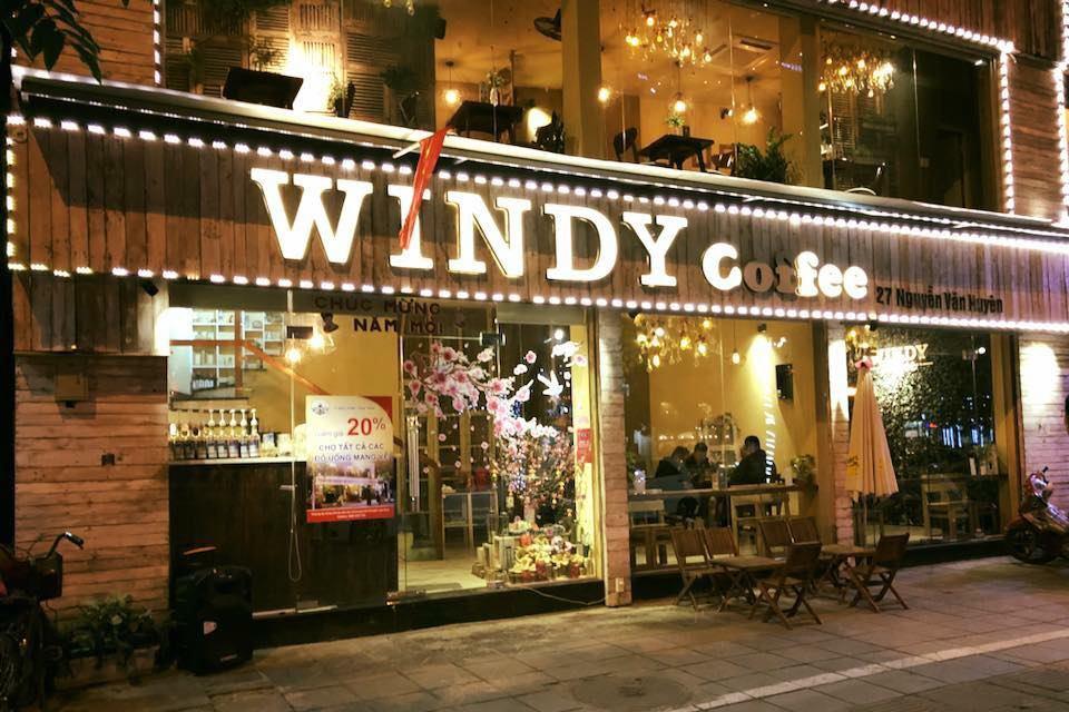 Windy Coffee