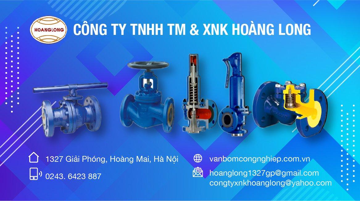 CÔNG TY TNHH THƯƠNG MẠI & XNK HOÀNG LONG