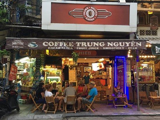 Cafe Hiếu