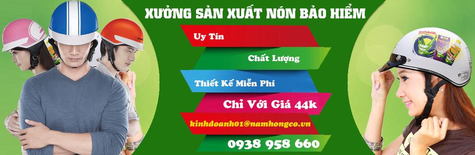 Công ty TNHH TMDV Sản XuấtNón Bảo Hiểm