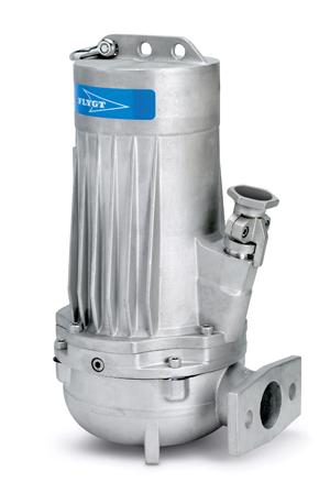 Vortex impeller, stainless steel