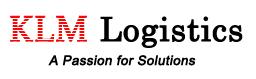 Công Ty Cổ Phần Dịch Vụ Logistics Và Thương Mại KLM