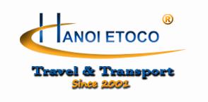 Công ty TNHH Du lịch Dịch vụ Thương mại Điện tử Hà Nội