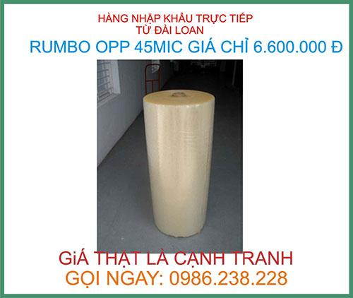 BĂNG KEO JUMBO OPP 45 MIC
