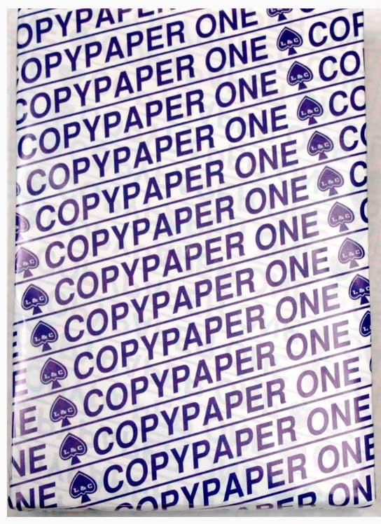 GIẤY COPYPAPER-ONE-A4-80GR