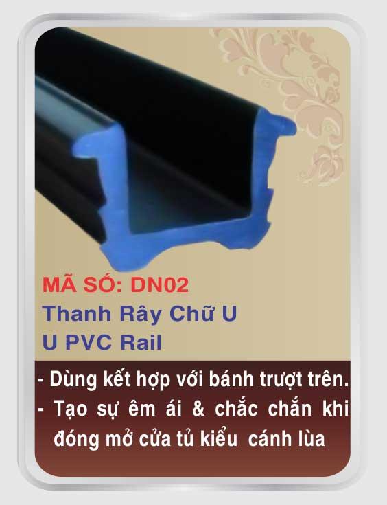 THANH RAY CHỮ U