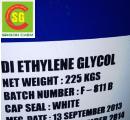 HÓA CHẤT DUNG MÔI DIETHYLENE GLYCOL