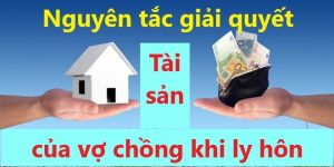 PHÂN CHIA TÀI SẢN LY HÔN